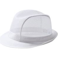 A214-S - Trilby Hat White - Size S