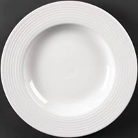 CB485 - Olympia Whiteware Pasta Plates 310mm (Pack of 4)