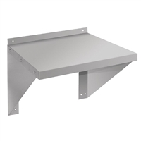 CD550 - Microwave Shelf St/St - 490x560x460mm