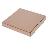 "DC724 - Fiesta Green Compostable Plain Pizza Boxes 12"" (Pack of 100)"