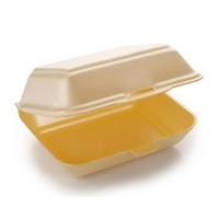 HP2 Polystyrene Food Container x 500