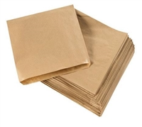 Square Kraft Brown Paper Bags (Pack 1000)