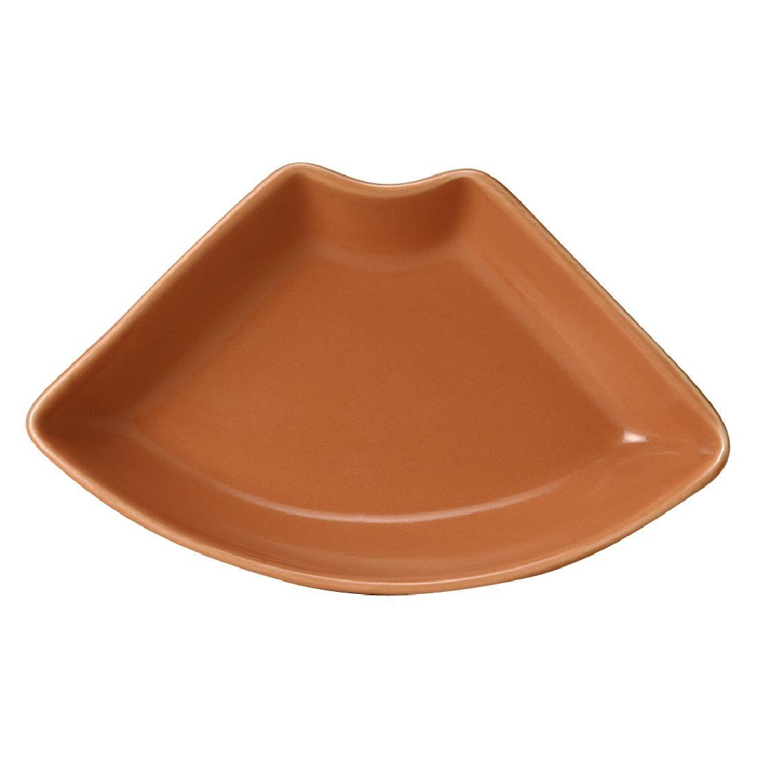 W019 - Terracotta Solar Dish (Box 12)