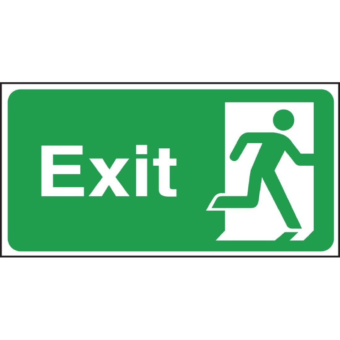 W308 - Exit Sign