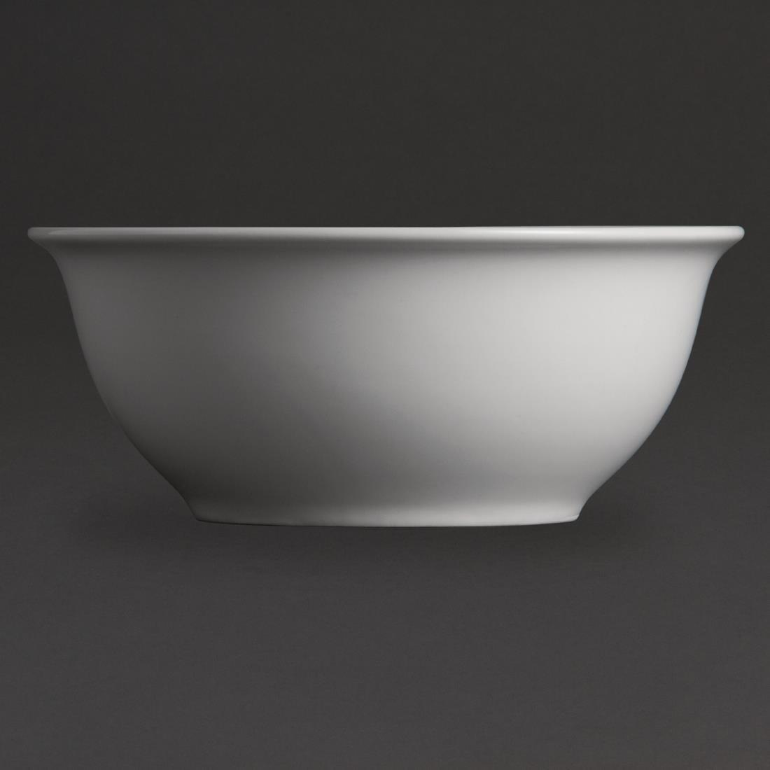 W408 - Olympia Whiteware Salad Bowl
