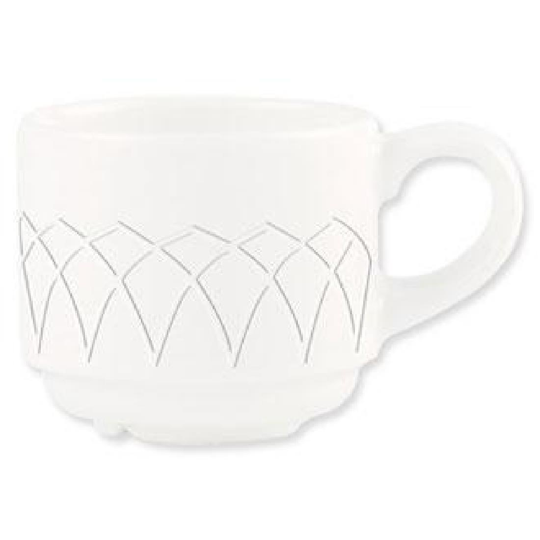 Y589 - Alchemy Jardin Stacking Coffee Cup