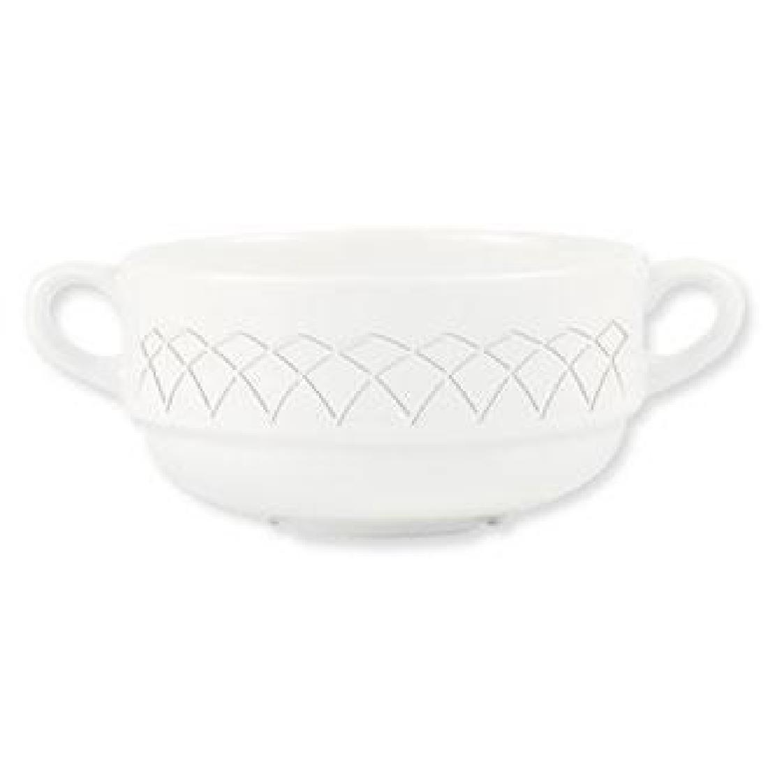 Y644 - Alchemy Jardin Consomme Bowl Handled