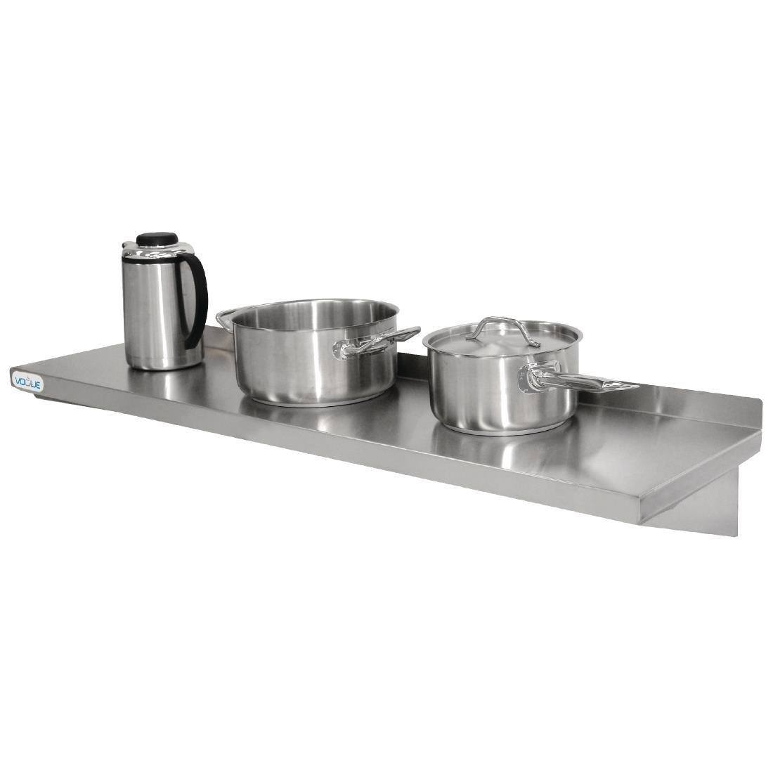 Y749 - Stainless Steel Kitchen Shelf